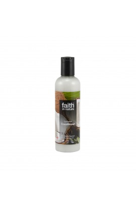 FAITH IN NATURE, CONDITIONER COCONUT, 250 ML