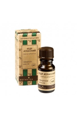 Botanica Ltd. Essential Oil Cedar Atlas 10 ml