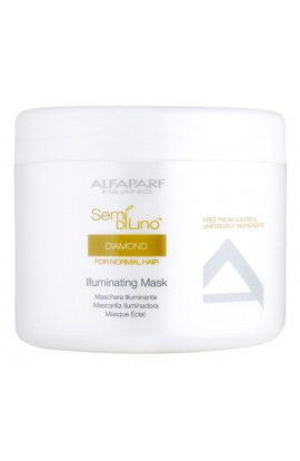 ALFAPARF MILANO, Semí Dí Líno Diamond Illuminating, mask for shine