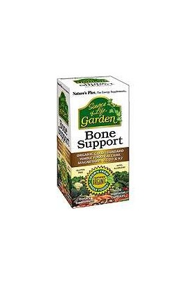 Nature's Plus Source of Life Garden[TM] Bone Support 120 Vcaps® (vegan)