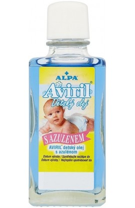 Alpa Aviril Oil with Azulene 50 ml