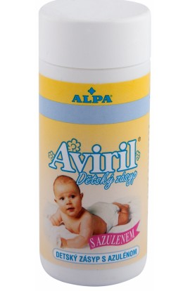 Alpa Aviril backpack with azulen squeezer 100 g