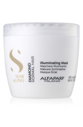 ALFAPARF MILANO, Semí Dí Líno Diamond Illuminating, brightening mask without sulphates and parabens
