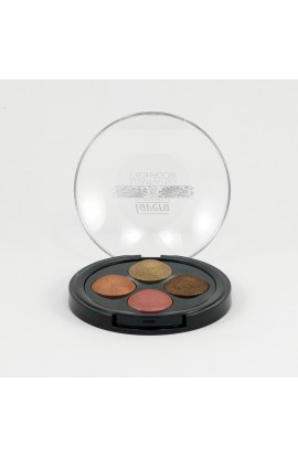 LAVERA, SHIMMERING EYE SHADOW QUATRO 03 INDIAN DREAM, 2 G