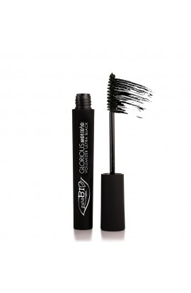 PUROBIO COSMETICS, MASCARA FOR MORE VOLUME 01 BLACK, 7 ml