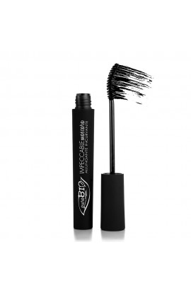 PUROBIO COSMETICS, MASCARA LENGTHENING 01 BLACK, 7 ml