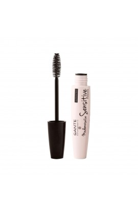 SANTE, MASCARA MADEMOISELLE SENSITIVE 01 BLACK, 8 ml