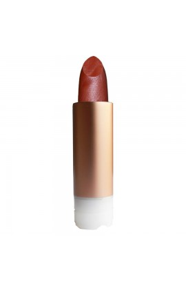 ZAO, SPARKLY LIPSTICK 404 PEARLY BROWN RED, 3,5 G