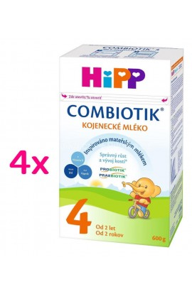 Hipp 4 Junior Combiotik 4x600 g