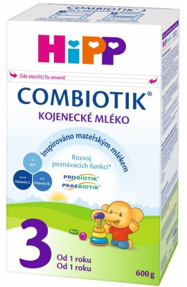 HiPP 3 JUNIOR Combiotik 600 g