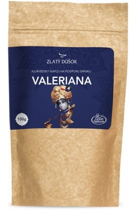Good nature, Ayurvedic coffee Valeriana sleep support 100 g