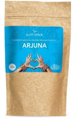 Good nature, Ayurvedic coffee Arjuna, support of cardiac activity, 100 g