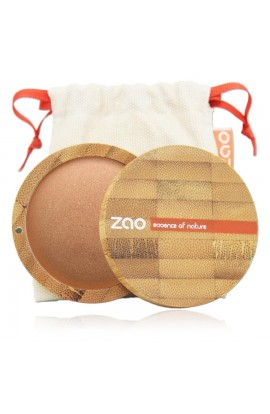 ZAO, MINERAL BRONZER 341 GOLDEN COPPER, 15 G