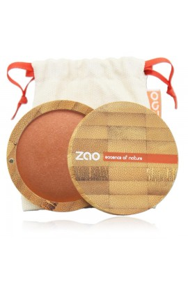 ZAO, MINERAL BRONZER 345 RED COPPER, 15 G