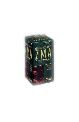 Natures Plus ZMA® Rx-Strength® Vcaps 90 veg. Kapseln
