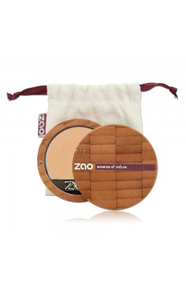 ZAO, COMPACT MAKE-UP 729 VERY LIGHT PINK IVORY, 6 G