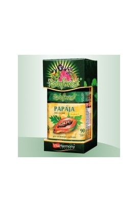 Papaya, a mixture of enzymes 45 mg - 90 cumulative tbl. RainForest®