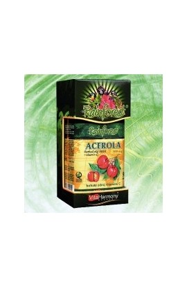 Acerola 500 mg & Vitamin C 250 mg - 90 tbl. RainForest®