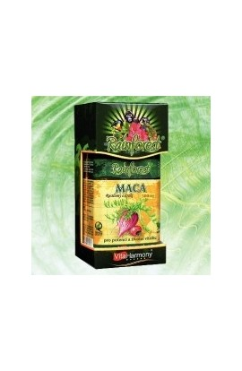 Maca 500 mg - 90 capsules of RainForest®