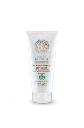 Anti-cellulite butter for body in 200 ml Natura Siberica