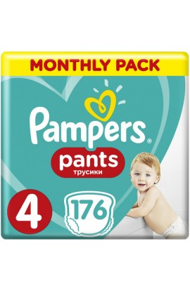 Pampers Pants trousers Pants 4 8-14 kg 176 pce