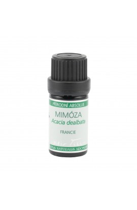 "NOBILIS TILIA, Essential oil ""MIMOSA ABSOLUE"", 5 ML"