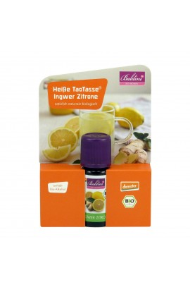 "TAOASIS, Mixture of essential oils ""A HOT CUP OF GINGER AND LEMON, BALDINI"", 10 ML"