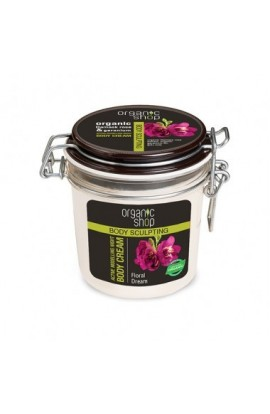 Modeling Night Cream for Body 350 ml Organic Shop