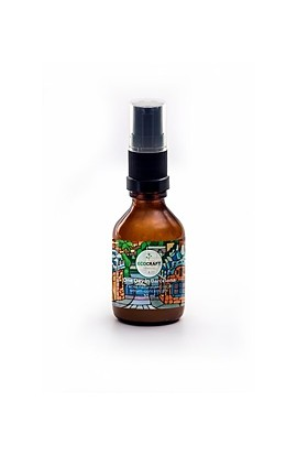 """Ecocraft Natural anti-aging serum-concentrate for face """"One day in Barcelona"""" 30 ml"""