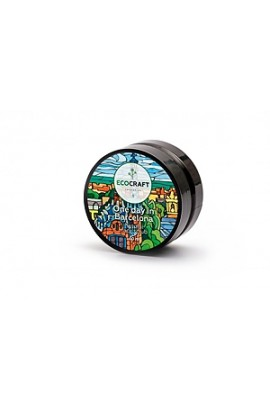 """Ecocraft Natural scrub for mature face skin """"One day in Barcelona"""" 60 ml"""