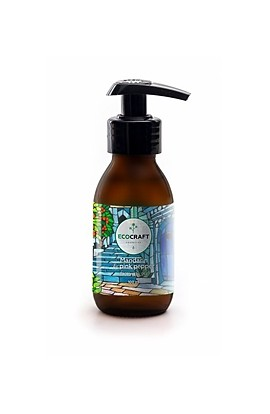 "Ecocraft Gel for washing for dry and sensitive skin ""Mandarin and pink pepper 100 ml"