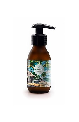 "Ecocraft Natural milk from the ""Coconut Collection"" 100 ml"