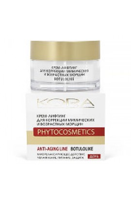 Kora Cream-lifting for correction of facial and age wrinkles 50 ml