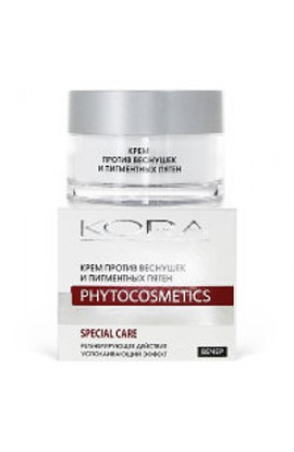 Kora Cream against freckles and pigment spots 50 ml