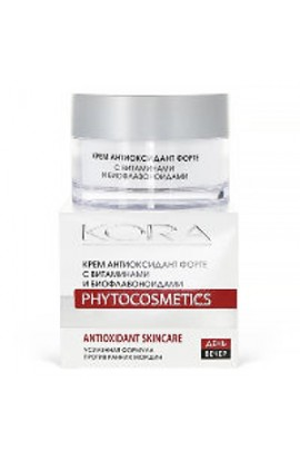 Kora Antioxidant cream for face with vitamins and bioflavonoids 50 ml