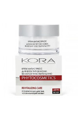 Kora Cream anti-stress for all skin types, including sensitive 50 ml