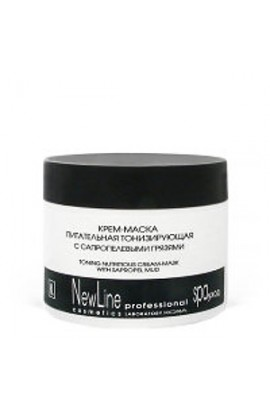 Kora Cream-mask nourishing toning with sapropelic mud 300 ml