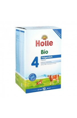 Holle organic children's milk 4 (600 g)