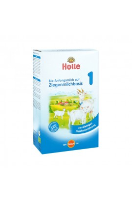 Holle Organic Starch Milk 1 Goat Milk (400 g)