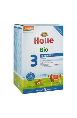 Holle Organic Infant Follow-on Milk 3 (600 g)