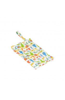 PETIT LULU, BAG ON the DIAPER (safari), 1 PCS