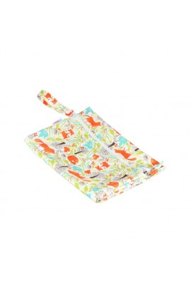 PETIT LULU, BAG ON the DIAPER (foxes), 1 PCS