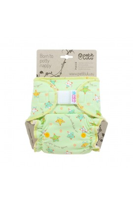 PETIT LULU, LADYPANTS DIAPER (star), 1 PCS
