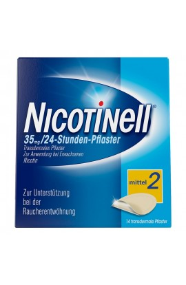 Nicotinell 35mg / 24 hours (14 pcs)