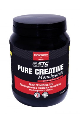STC Nahrung 100% Pure Creatine Monohydrate 1 kg