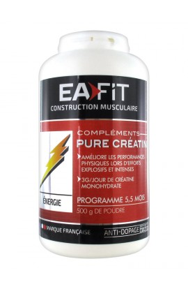 Eafit Creatine Pure Powder 500 g