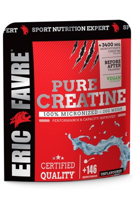 Eric Favre Creatine 3000 mg 500 g