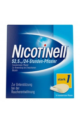 Nicotinell 52.5mg / 24 hours (14 pcs)