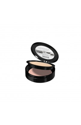 LAVERA, COMPACT MAKEUP 2IN1 01 IVORY, 10 G