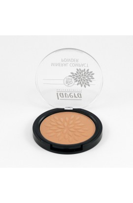 LAVERA, MINERAL COMPACT POWDER 03 HONEY, 7 G